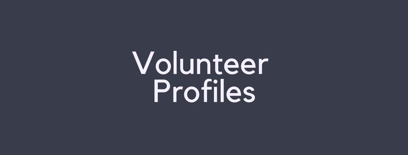 volunteer profile